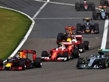 Vettel hits out at 'torpedo' Kvyat