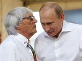 Ecclestone would take a bullet for Putin