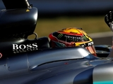 Hamilton 'could only have dreamed' of lead