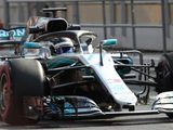 Bottas buoyant after finishing Barcelona test on top