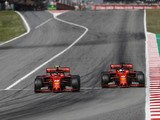 Ferrari denies indecision over Spanish Grand Prix F1 team orders