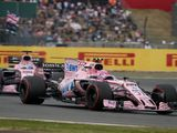 Force India not giving up on catching Red Bull