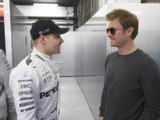 "Rosberg impressed by ""monstrous"" 2017 cars"