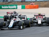 Russell: Williams must target jumping Haas, Alfa Romeo