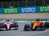 McLaren 'surprised' Racing Point dropped appeal