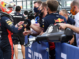 """Red Bull """"have to be happy"""" with splitting Mercedes"""