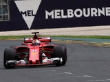 Hamilton out of reach in Australia F1 qualifying - Vettel