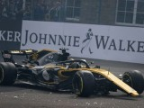Hülkenberg Takes Ten-Place Penalty for Monza after Admitting Fault for Spa Crash
