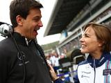 Williams should be bold with 2018 driver line-up - Toto Wolff