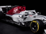 Sauber unveil the Alfa Romeo-branded C37