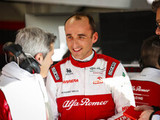 Kubica to drive in FP1 for Alfa Romeo