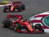 Leclerc expected Vettel to increase pace after Chinese GP position switch