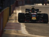 Singapore Grand Prix practice: Daniel Ricciardo leads Red Bull 1-2