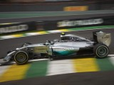 FP2: Rosberg stays top in Brazilian GP practice