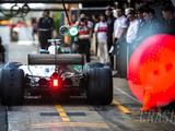 Hamilton, Bottas share tyre concerns for Mercedes