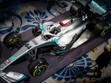Mercedes reveal new look for F1 2020