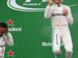 Has Rosberg raised his game?