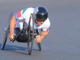 Former racer Alex Zanardi claims Paralympic gold in Rio