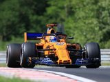 "Lando Norris: ""It was really enjoyable to get back in the car today"""
