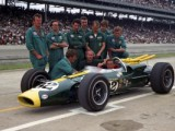 Indy 500 Memories – Jim Clark wins in 1965