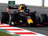 Red Bull changes power unit on second day of testing