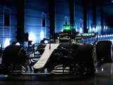 Mercedes officially unveil their 'new diva, the W09
