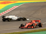 Leclerc didn't learn much on slippery Friday