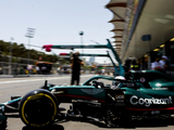 Vettel - 'Pressure off' now Aston Martin move has 'started clicking'