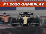 Video: F1 2020 game footage from Zandvoort and Spielberg