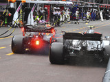 Bottas: Verstappen kept drifting to the right