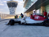 Sauber's 'spiral' of good news landed Raikkonen