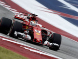 United States GP: Practice notes - Ferrari