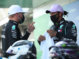 Hamilton has 'no need' to stick up for Bottas