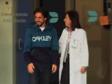 Video: Alonso discharged from Spanish hospital
