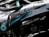 The German GP updates beneath Mercedes F1 team's anniversary livery