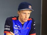 Hartley 'Focused on doing the Best' He Can 'One Race at a Time' Amid Uncertainty over Future