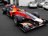 Virgin and Marussia chassis up for auction