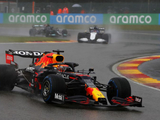 F1 'disappointed for fans' after two-lap Belgian GP washout
