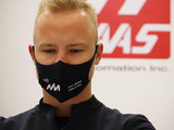 Haas aware of 'strong' response to Mazepin