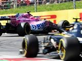 Sergio Perez: Not unrealistic to target Renault in standings