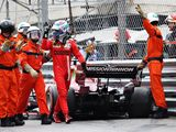 Leclerc: If it was deliberate, I wouldn't have crashed so hard
