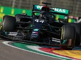 Mercedes has cured corner rotation flaw on W11 F1 car: Hamilton
