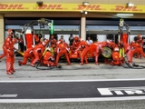 Whiting 'perplexed' by Ferrari's pit stop issue