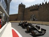 Grosjean Struggling to Find Confidence in Haas Car after Difficult Friday in Baku