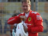 Sebastian Vettel: Ferrari should be better than this