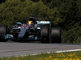 Hamilton sets early pace at Red Bull Ring