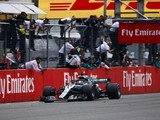Mercedes kept Hamilton pushing amid German Grand Prix penalty fear