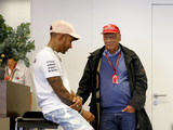 Hamilton reflects on fond Lauda memories