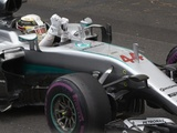 Wolff hails 'incredible' Hamilton drive