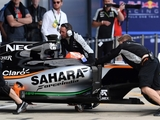 Force India finalises Barcelona test schedule